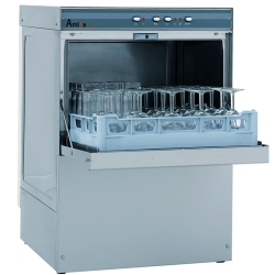 Maidaid Amika 6XL Glasswasher 500mm Basket